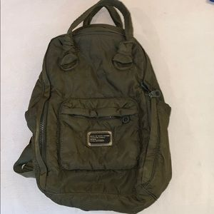 Marc by Marc army green backpack